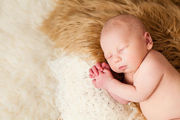 Sleepy Baby Pose (7)
