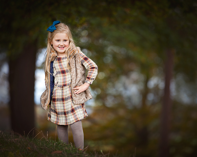 north wales stunning kids photos